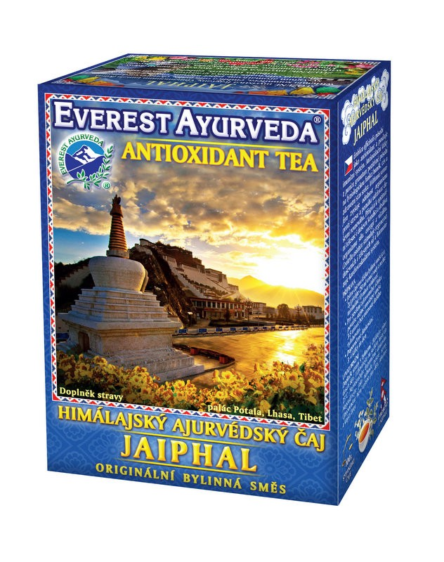 Jaiphal чай – топ форма при напредването на годините, Everest ayurveda, 100гр. - Everest Ayurveda
