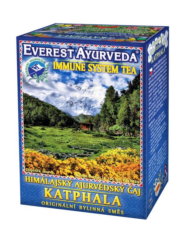 Katphala чай – грип и имунна система, Everest ayurveda, 100гр. - Everest Ayurveda