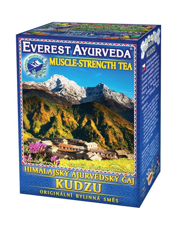 Kudzu чай – мускулна маса, Everest ayurveda, 100гр. - Everest Ayurveda