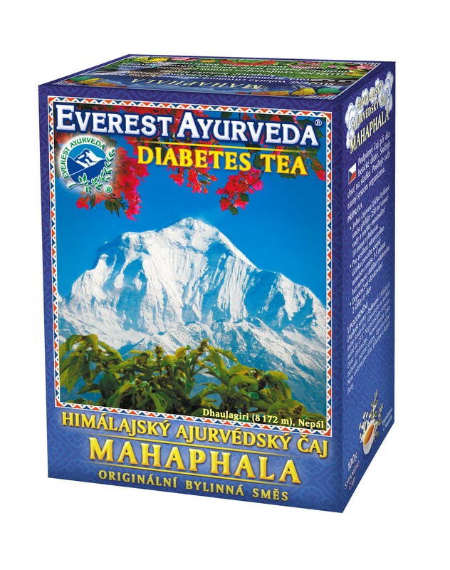 Mahaphala чай – при диабет, Everest ayurveda, 100гр. - Everest Ayurveda
