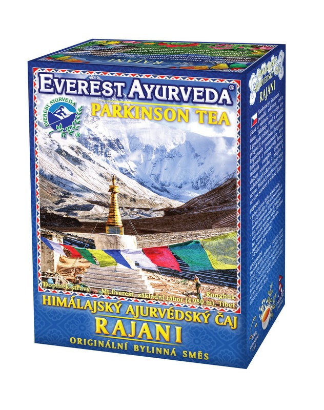 Rajani чай – за отлична мозъчна дейност, Everest ayurveda, 100гр. - Everest Ayurveda