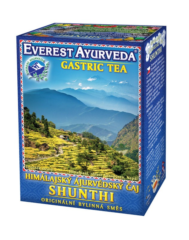 Shunthi чай за стомах, Everest ayurveda, 100гр. - Everest ayurveda