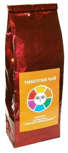 Тибетски чай Bioherba, 100 гр. - Bioherba