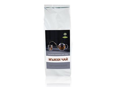Мъжки чай Bioherba, 120 гр. - Bioherba
