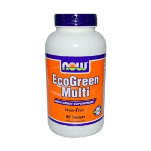 EcoGreen Multi, Now, 60 бр.