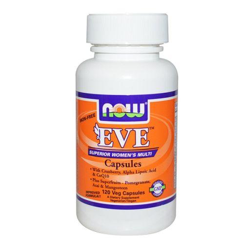 Женски Мултивитамини Eve Now, 120бр. -