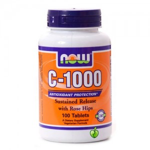 Vitamin A & D 10,000/400 IU, Now, 100 бр.