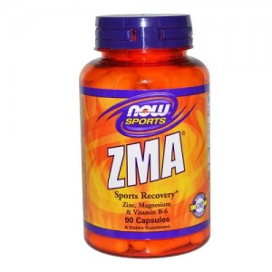ZMA 800 мг, Now, 90 бр.