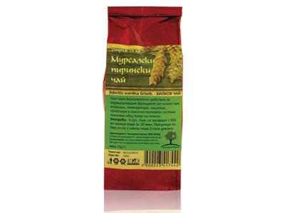 Мурсалски, пирински чай Bioherba, 25гр. - Bioherba