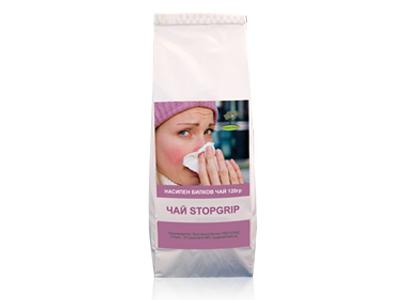 Стоп грип чай Bioherba, 120 гр. - Bioherba