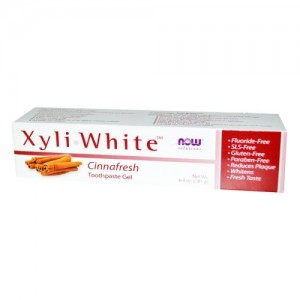 XyliWhite Cinnafresh, Now